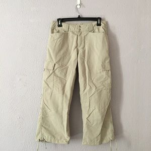 The North Face Outdoor Cargo Capri Hiking Pants